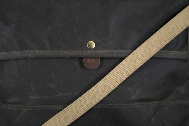 Webbing, leather, hardware
