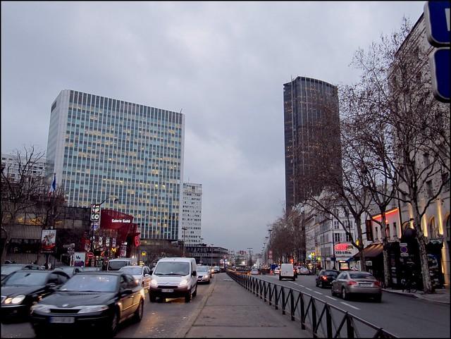 Montparnasse  la Gaité - Paris