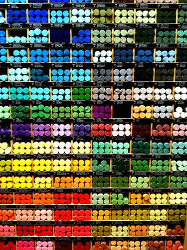 Pastels | by Paul D Wade