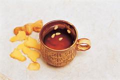 Saenggang cha, Korean tea