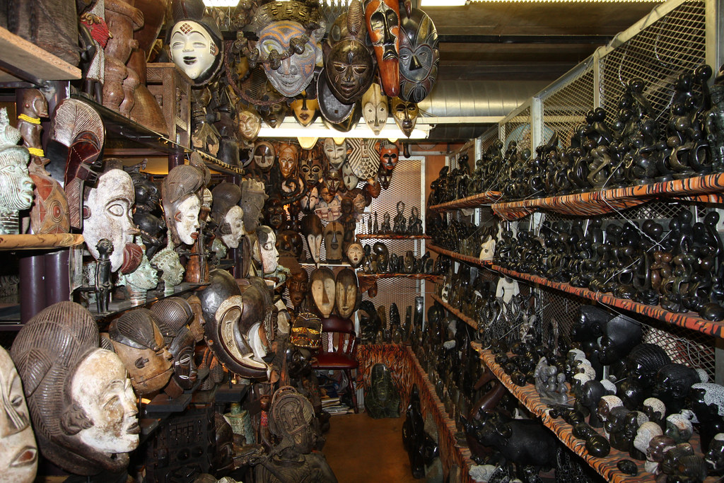 Image result for african craft market south africa
