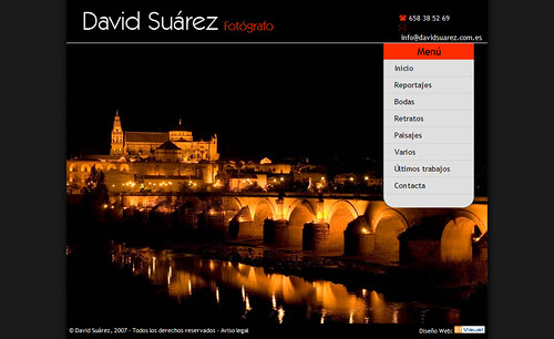 David Suarez fotografo | by Tecomweb