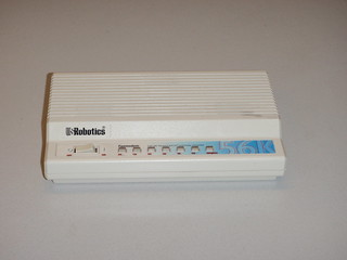 US Robotics 56K modem | by Monado