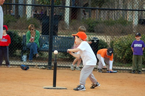 Tee Ball - March 2010 | by Tony Crescibene