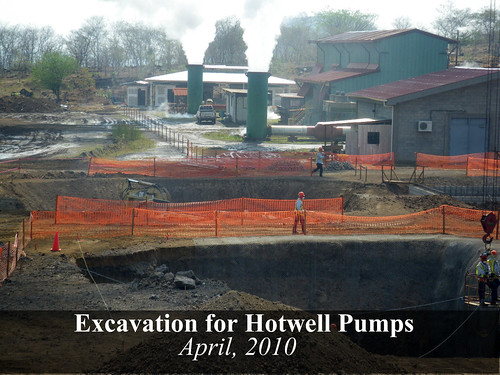 Excavation for Hotwell Pumps | by Ram Power Photo Gallery