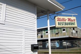 New Orleans - Tremé: Willie Mae's Scotch House