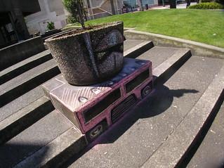 rr's Optimus Prime Planter Box | by NineInchNachosVII