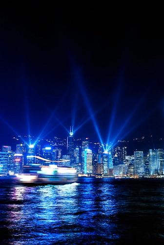 03_香港ヴィクトリアハーバー2 | by Isao Kawamura