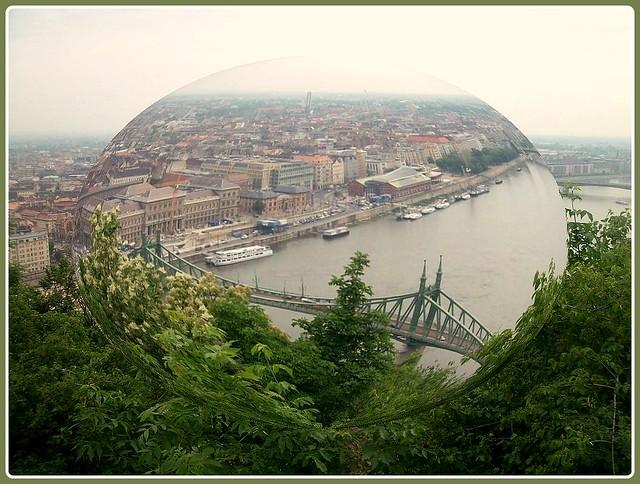 My beautiful Budapest.Hungary.A mi Budapestünk borongós időben