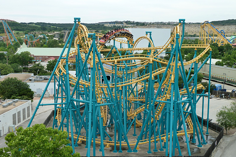 Coasterfest - 03-06-2010 - Six Flags Fiesta Texas