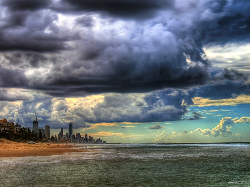 impending storms | by paul bica