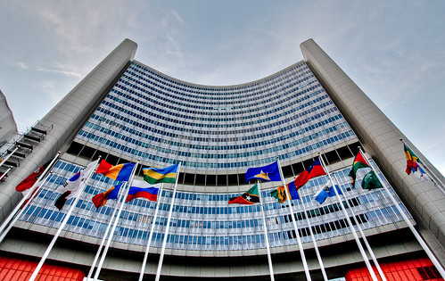 Building E | by IAEA Imagebank