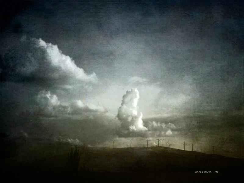 Energía ..  Energy .. by tan.solo_milenia .