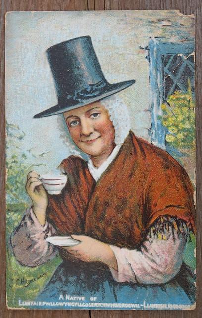 Welsh Woman
