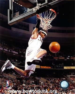 Allen Iverson Dunk | by HowtoDunk.org