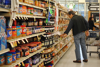 Pre-Packaged Bread/Peanut-Butter Department | by Anthony Albright