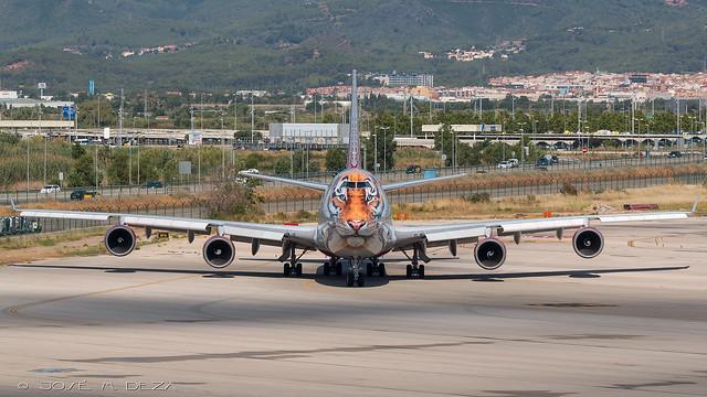 Rossiya B747-446 EI-XLD