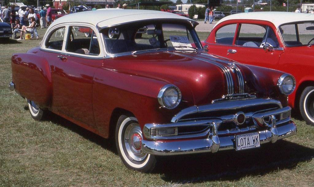 1953 Pontiac Pathfinder 2 door ( Canadian )   Richard Spiegelman