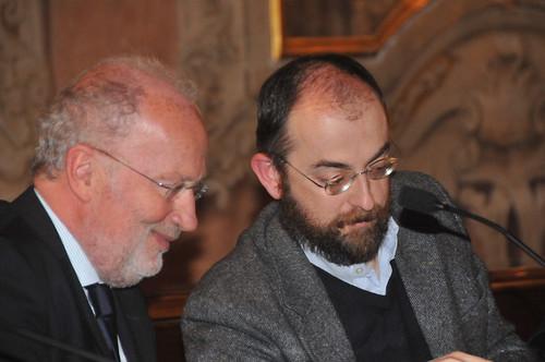 """Giorgio Orsoni al convegno """"Per un'economia verde in una c ..."""