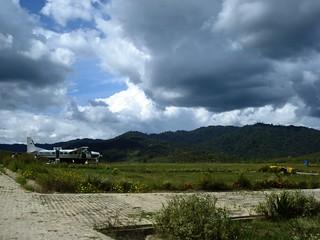 Turnaround at Long Bawan
