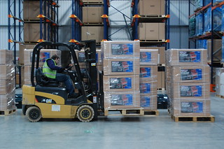 Sealey Forklift | by toolstop