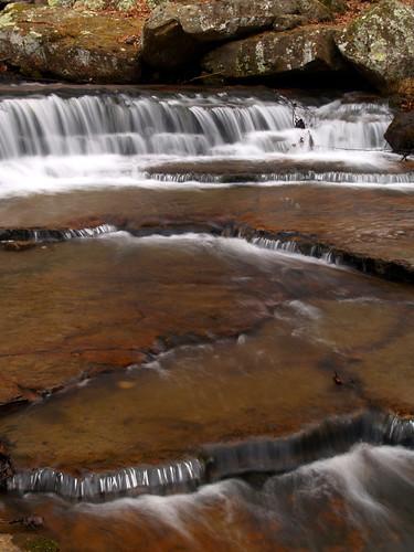 waterfalls arkansas hebersprings greersferrylake collinscreek