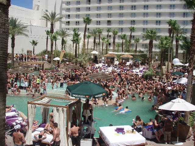 Rehab Sunday Pool Party Hard Rock Hotel Casino Las V