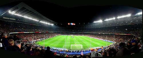 Camp Nou | by JonathanVitela