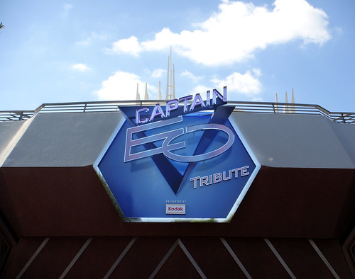 Captain EO! | by Steam Pirate