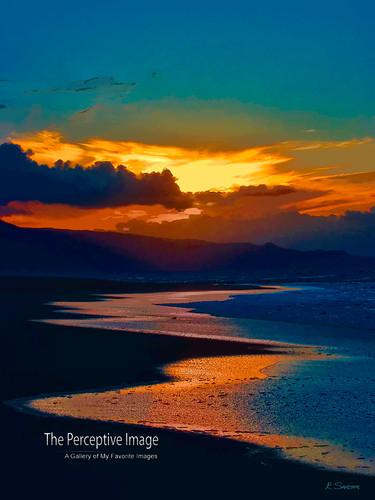 ocean sunrise hawaii maui beaches northcoast top20sunsetsofourhearts theperceptiveimage
