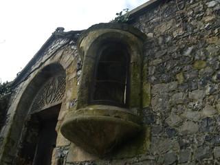 Priory gate