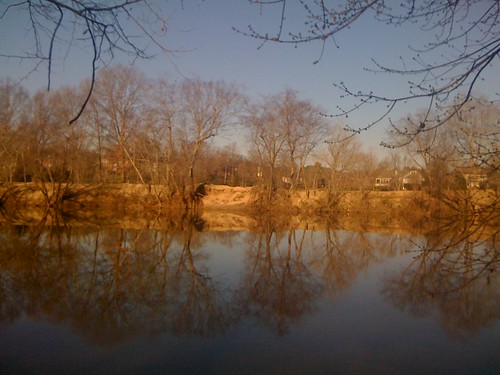 Morning on the Yadkin River | by busybeingborn
