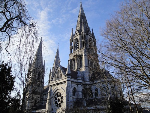 St Finbarr's Cathedral, Cork