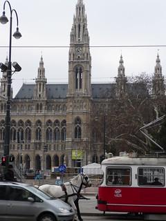 Neues Rathaus Vienna | by English Girl at Home