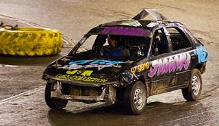 Spedeworth Motorsports Banger Racing | by Chris Turner Photography