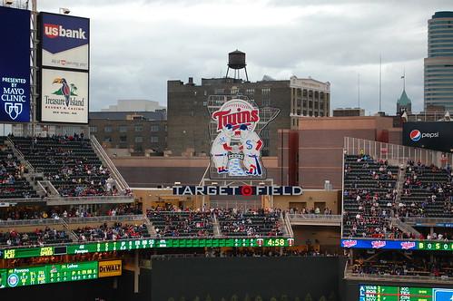 Target Field, Minnesota Twins | by gutenfrog