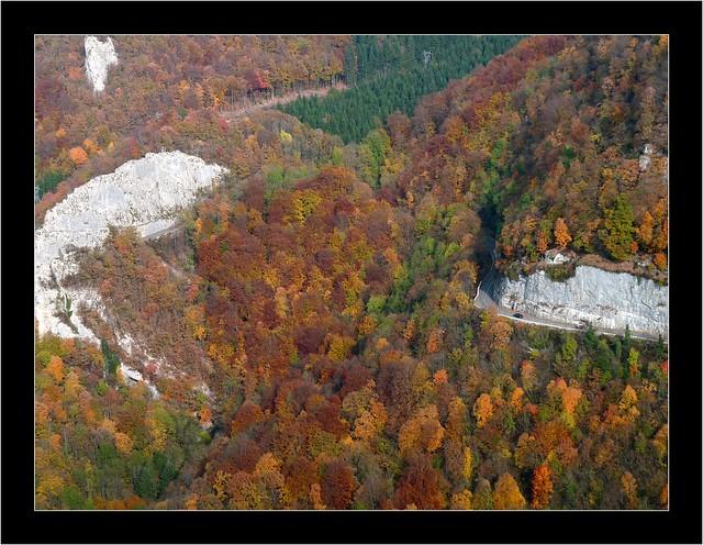automne dans la vallee de la loue 2009