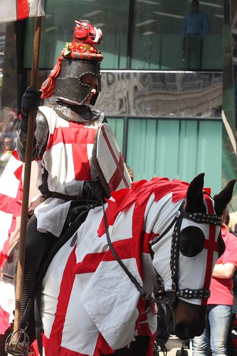 St George's Day Pageant, City of London: 23-April 2010 | by amodelofcontrol