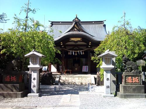 北野神社(牛天神)