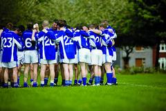 The Barrs Huddle | by Naomh Fionnbarra GAA Club