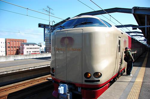 japan nikon railway 日本 shimane izumo 鉄道 島根 出雲 d40 18200vr 山陰本線 出雲國