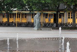 Europaplatz Bruchsal