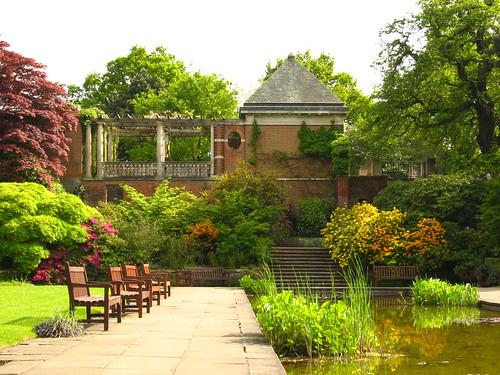 The Hill Garden   by Laura Nolte