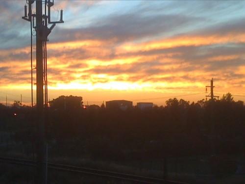 liverpool sunrise colours iphone