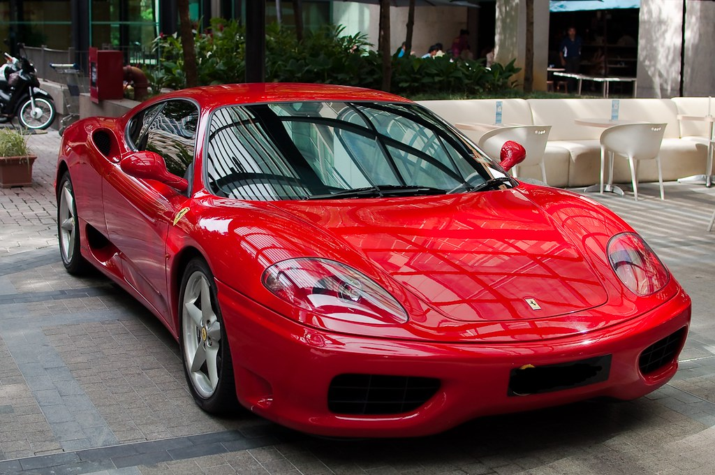 Ferrari 360 Top Speed 183 Mph 295 Km H Downforce 180 Flickr