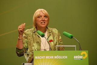 Claudia Roth   by gruenenrw