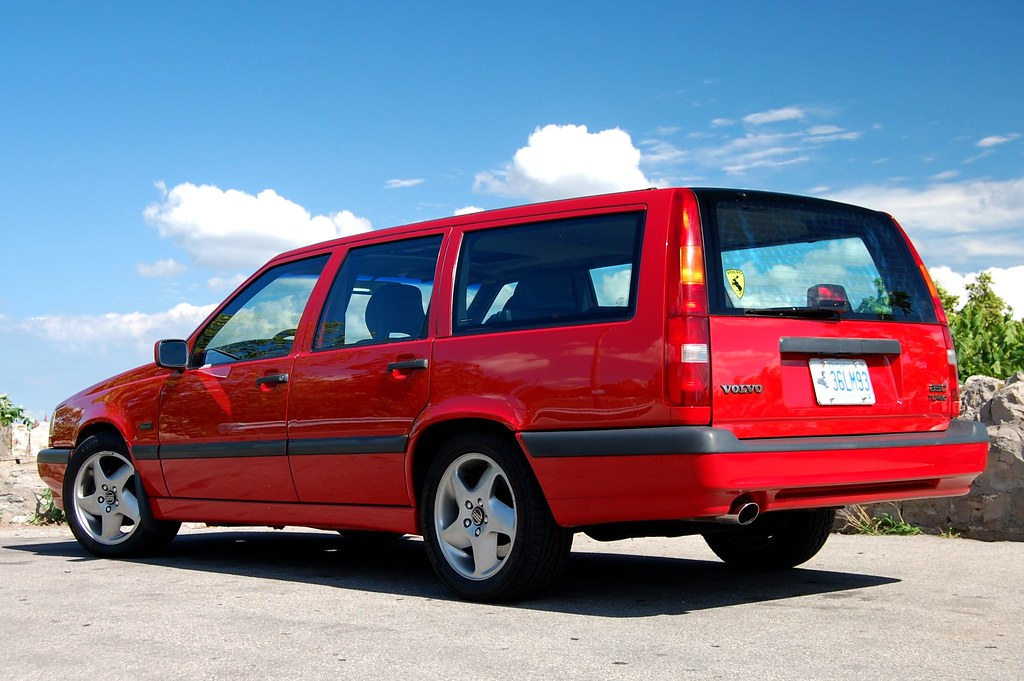 1996 Volvo 850 Turbo Wagon Mike Flickr