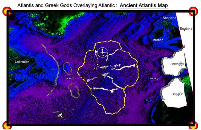 Atlantis master overlay: Original View