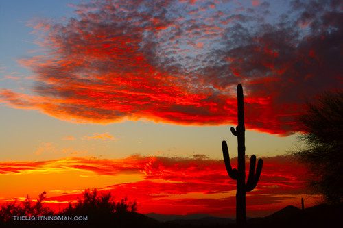 Arizona Sunset | by Striking Photography by Bo Insogna