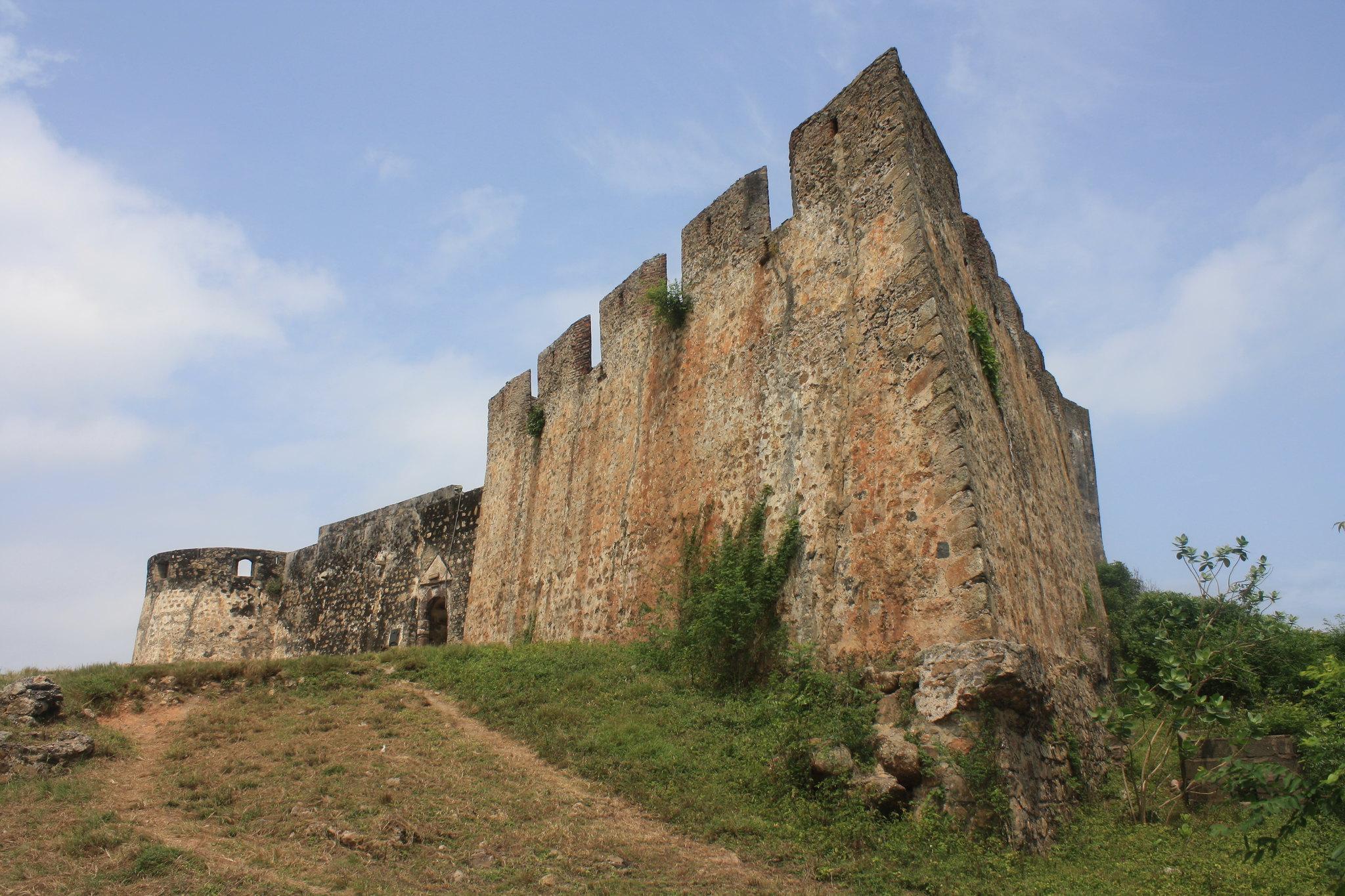 Ghana - Fort Amsterdam - Abandze